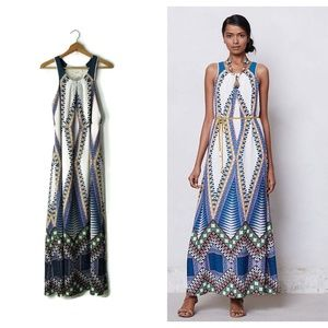 Maeve Pakpao Maxi Dress with pockets